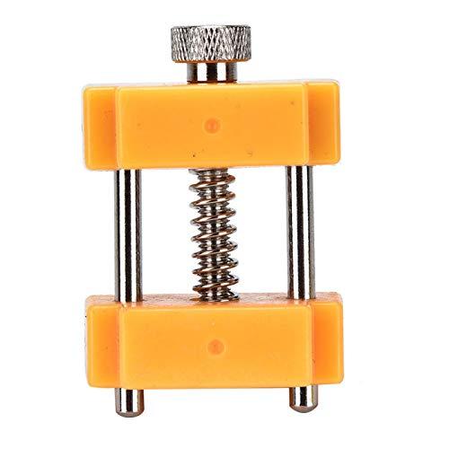 Herramienta de reparación de Correas de Reloj de Acero de aleación Kit de Herramientas de reparación de Relojes con el Paquete para Fabricantes de Relojes