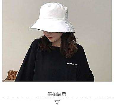 Leopard Print Sun-Bucket-Hat Women Double-Side-Wear Reversible Fisherman-Hats Packable
