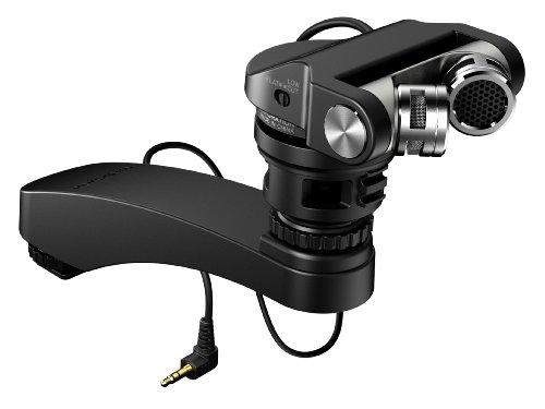 Tascam TM-2X – hoogwaardige microfoon voor digitale camera's