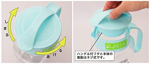 岩崎工業『スヌーピータテヨコスクリューピッチャー1.8L』