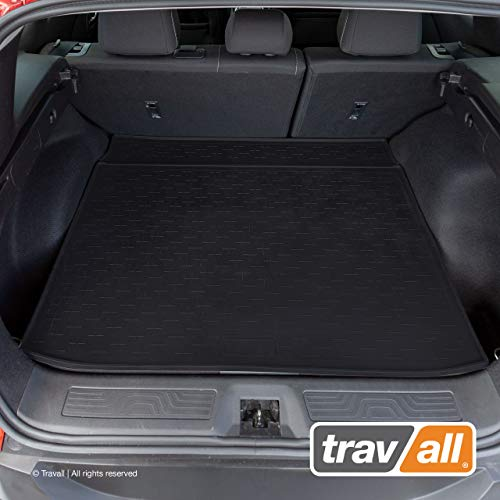 Travall Liner Tapis en Caoutchouc Compatible avec Renault Kadjar (2015 et Ulterieur) TBM1152 - Tapis de Coffre en Caoutchouc sur Measure