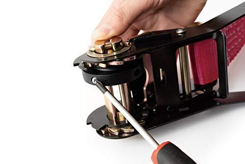 SPIDER SLACKLINE SAS04 - Slackline distanzstück für ratsche abstandshalter fru Longline 25 mm