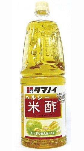 タマノイ酢 ヘルシー米酢 1.8L PET