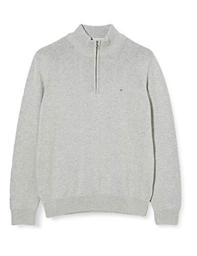 GANT Casual Cotton Half Zip Suéter pulóver para Niños