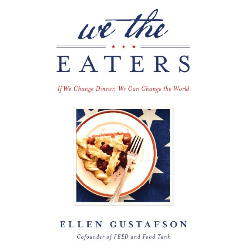 We the Eaters audiobook cover art