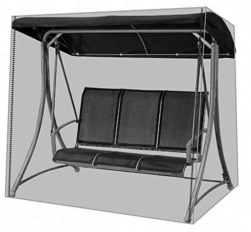 Verdelook Bâche en polyéthylène pour Couverture de Tables d'extérieur, de Dimensions 185 x 150 x 115 cm