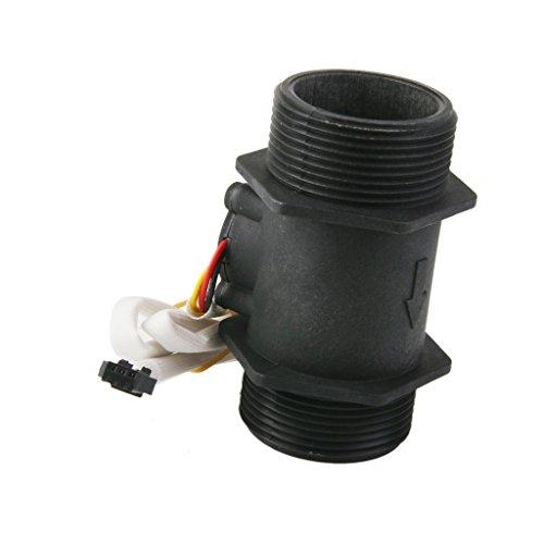 DN40 Flowmeter Wasser Durchflusssensor Control Für 1.5