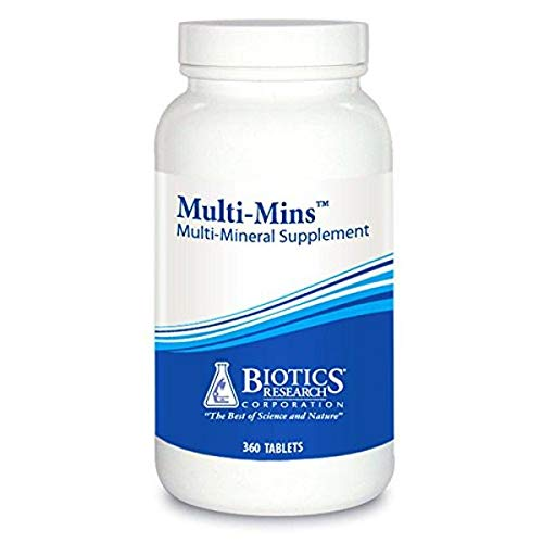 Biotics Research Multi-Mins - 360 Tablets