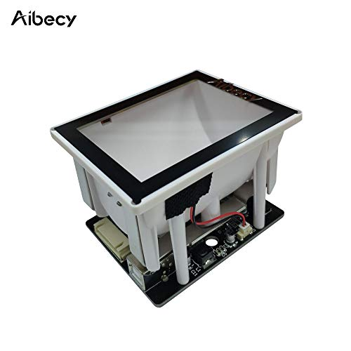 Aibecy 2D/QR/1D Embedded Scanner Module Bar Code Scanner Scan Engine 960 680 COMS with USB Interface 3d barcode scanner