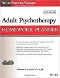 [1119278074] [9781119278078] Adult Psychotherapy Homework Planner, 5th Edition (PracticePlanners)-Paperback