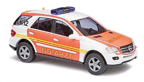 Busch Voitures - BUV49816 - Modélisme - Mercedes-Benz - Médecin d'Urgence - 2005