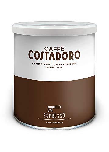 Caffè Costadoro - Costadoro 100% Arabica per Espresso - Lattina da 250g