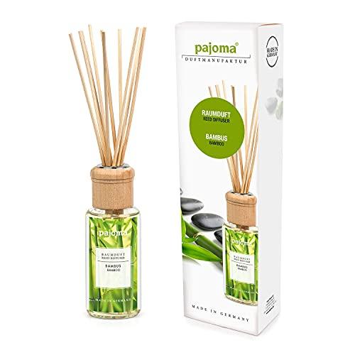 pajoma Raumduft Bambus, 1er Pack (1 x 100 ml) in Geschenkverpackung
