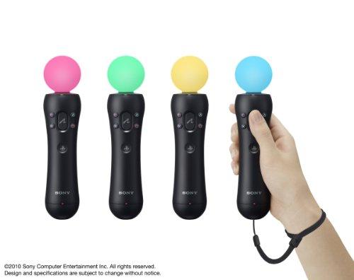 PlayStationMoveモーションコントローラ