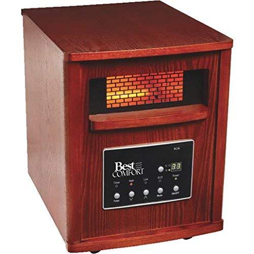 Do it Best GS GD9315BCW-J Infrared Quartz Heater