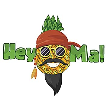 Hey Ma (Radio Edit)