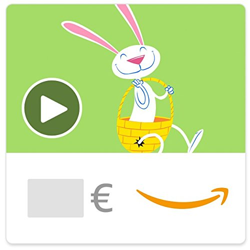 Digitaler Amazon.de Gutschein mit Animation (Osterhase) [American Greetings]