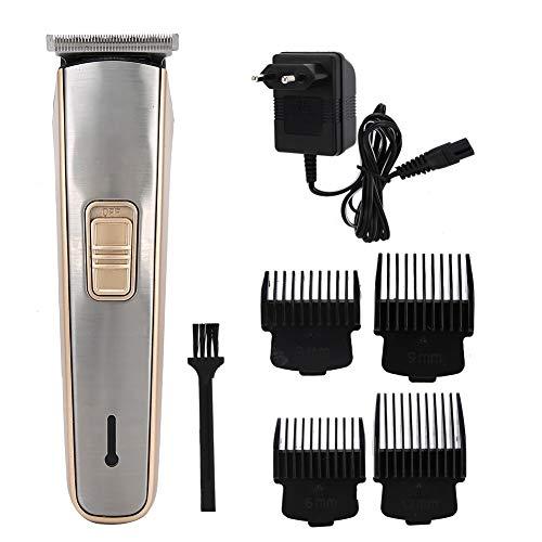 Cortapelos para peluqueros y estilistas, recortador de pelo/barba eléctrico recargable, cortadora de...