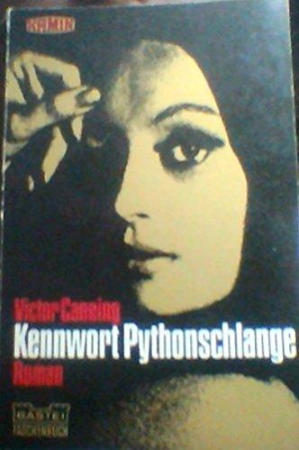 Kennwort Pythonschlange