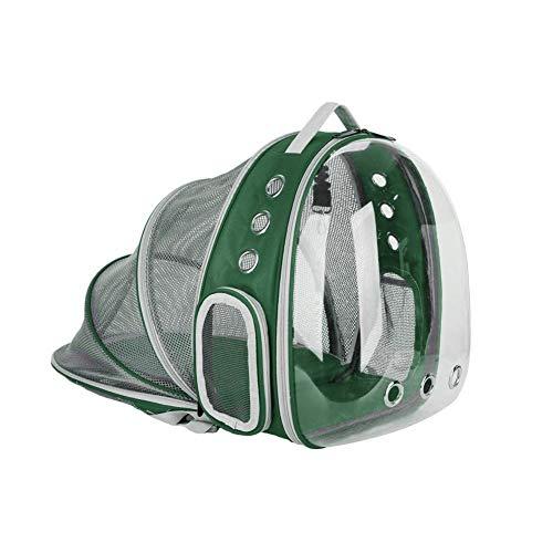 winnerruby Mochila transportadora para perros y gatos, bolsa