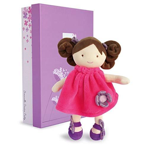 Doudou et Compagnie DC3133 Pretty Girl Blanket - Lollipop, rosa