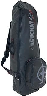 Beuchat Apnea Long Fins Backpack, Black