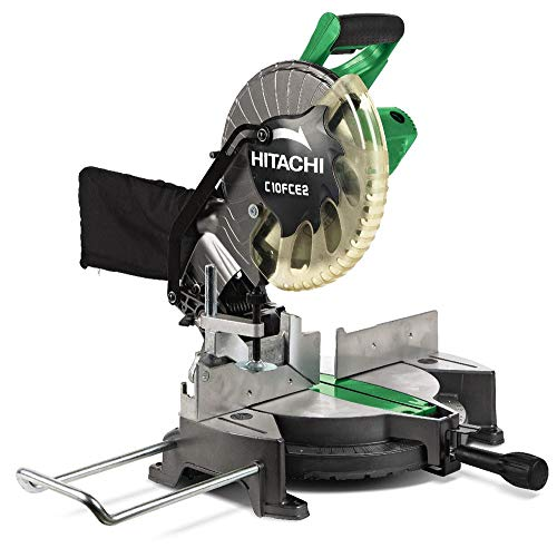 Hitachi C 10 FCE2 kap- & verstekzaag