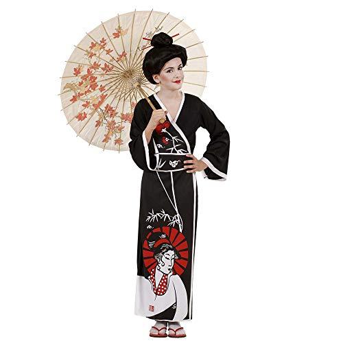 WIDMANN Widman - Disfraz de geisha oriental para niña, talla 8-10 años (57367)