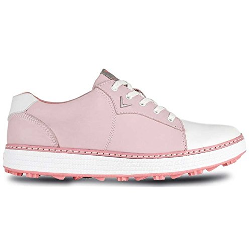 Callaway Women's Golf Shoes, Several Colours Pink White, 9