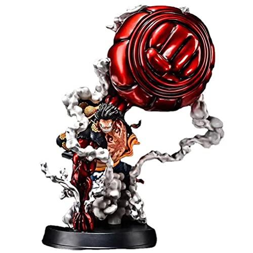 Emeili Monkey D. Luffy Figurine One Piece Figure Luffy Gear