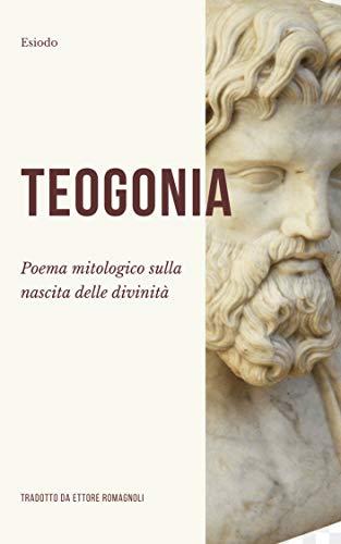 Teogonia (Italian Edition)