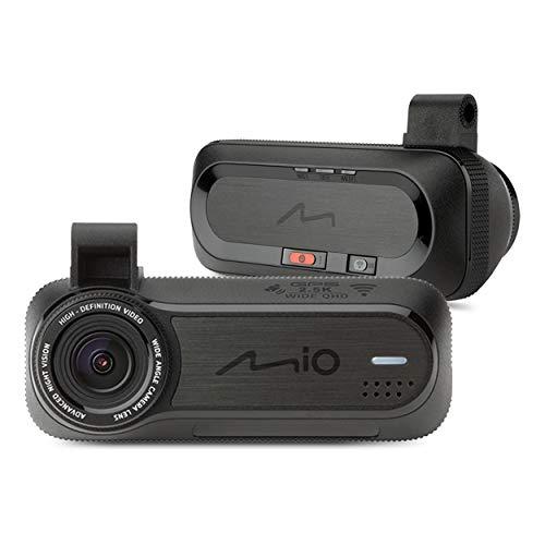 Mio MiVue J85Dash Cam mit Wi-Fi und Sicherheit Kamera Warnungen