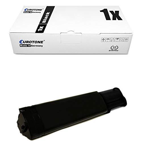 1x Eurotone Toner fur Dell 3000 3100 cn ersetzt 593 10067 K4971 59310067 Schwarz Black