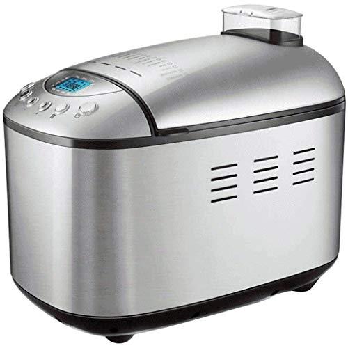SJYDQ Brot-Maschine, elektrisches Gerät, zu Hause Automatische Brot-Maschine, intelligente Knetmaschine, Großvolumige Toast, Multi-Funktions-Frühstück