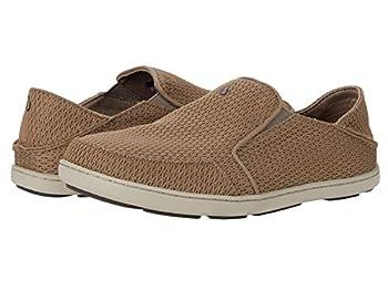 OluKai Nohea Mesh Shoe - Men s Clay/Banyan US 12
