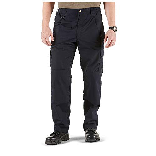 5.11 Pantalon Tactique léger pour Homme L Bleu Marine