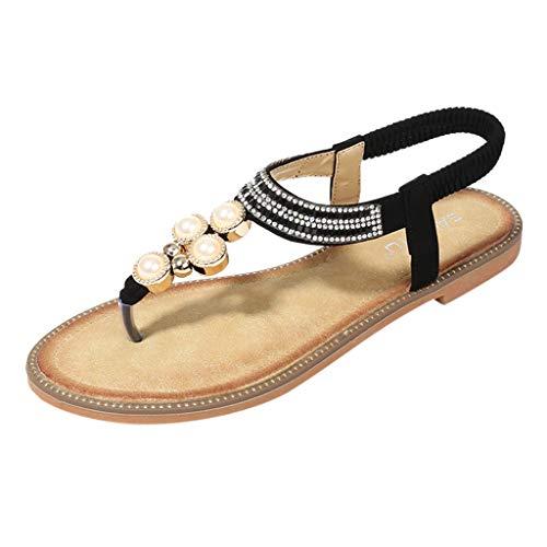 Sandalias Planas De Verano Para Mujer