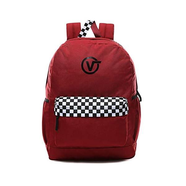 41UJLTQpvEL. SS600  - VANS Sporty Realm Plus Backpack- Biking Red VN0A3PBITV11