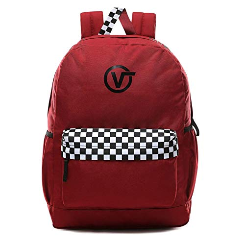 VANS Sporty Realm Plus Backpack- Biking Red VN0A3PBITV11