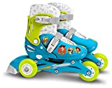 Stamp- Patins en Ligne Two in One 3 Roues Toy Story 4 27-30 Adjustable Wheels Skate, Color Azul, Talla (J867730)