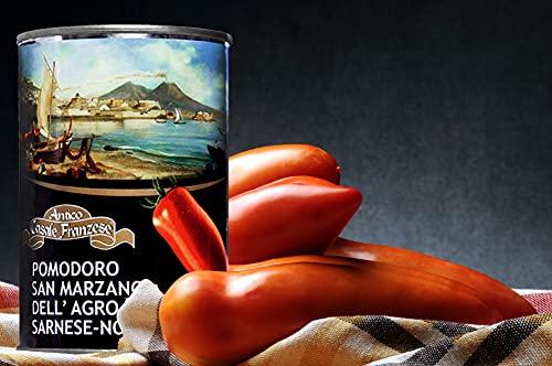 Pomodori San Marzano D.O.P dell'Agro Sarnese-Nocerino - Tomates pelados