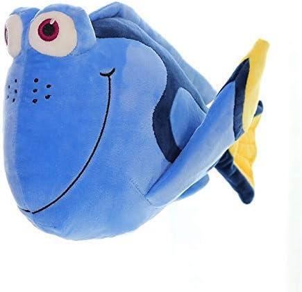 danyangshop Peluches 1Pc 23Cm Cute Clown Fish Finding Nemo Dory Película Peluche Toy Fish Animal Plush Doll para Niños Amantes Regalo