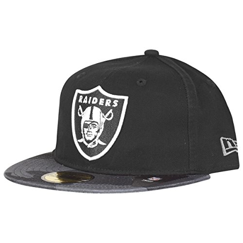 New Era 59Fifty Gorra – CAMO LAVADO Oakland Raiders – 7 1/4