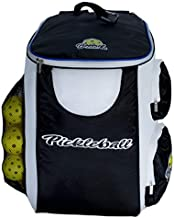 Boomer Pickleball Backpack - Designed for Multiple Paddles, Balls, Apparel and Personal Items - Convenient Protection and Storage for All Your Pickleball Gear.