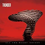 Thunder - All The Right Noises (2 Cd + Dvd Digipack. 20 Page Booklet)