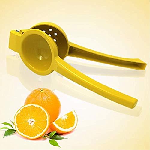 Makfacp Exprimidor Manual Manual de aleación de Aluminio exprimidor de limón exprimidor de limón Naranja cítrico exprimidor Manual de Utensilios de Cocina para el hogar