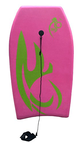 Bo-Toys Body Board Lightweight with EPS Core (Pink, 33-INCH)