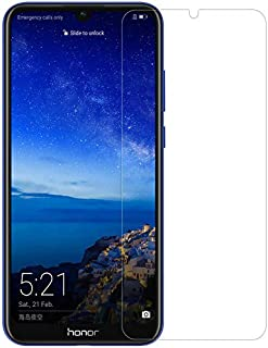 [2 Packs] Honor 8A Screen Protector, Honor 8A Tempered Glass Screen Protector,Anti-Scratch HD Clear Screen Guard for 6.09'...