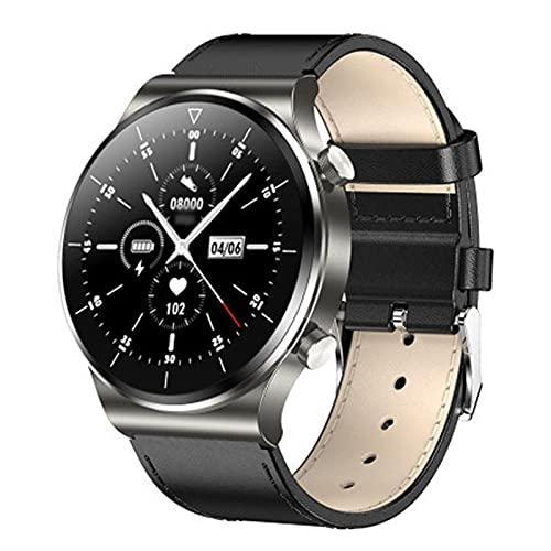 Smart Watch- Bluetooth multifuncional Pulsera de Bluetooth puede llamar a la medida de salud Presión arterial Ejercicio de la frecuencia cardíaca El podómetro puede llamar a Smart Watch Reloj electrón