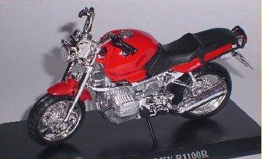 BMW R1100r R 1100 R1100 Rot Red 1/18 Maisto Modellmotorrad Modell Motorrad